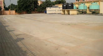 Dr. S.R Auditorium - Parking Facilities : Click to Enlarge
