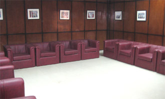 Dr. S.R Auditorium - VIP Room : Click to Enlarge